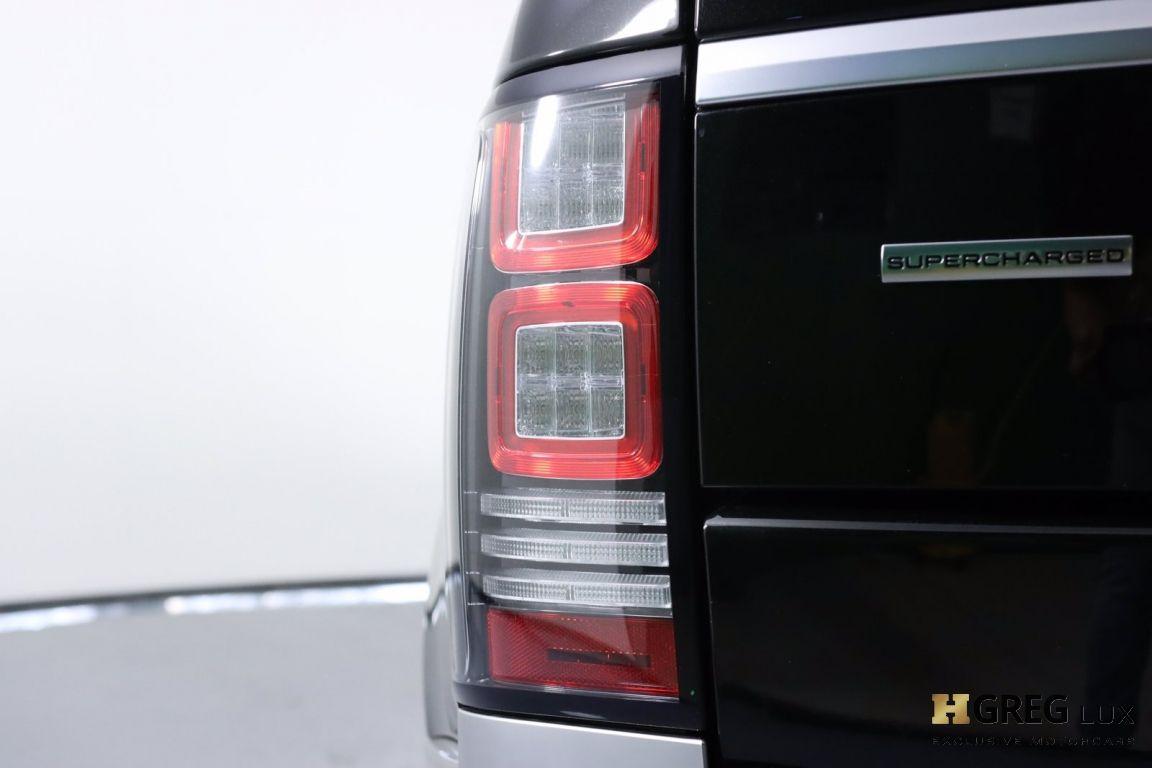 2017 Land Rover Range Rover 5.0L V8 Supercharged #19