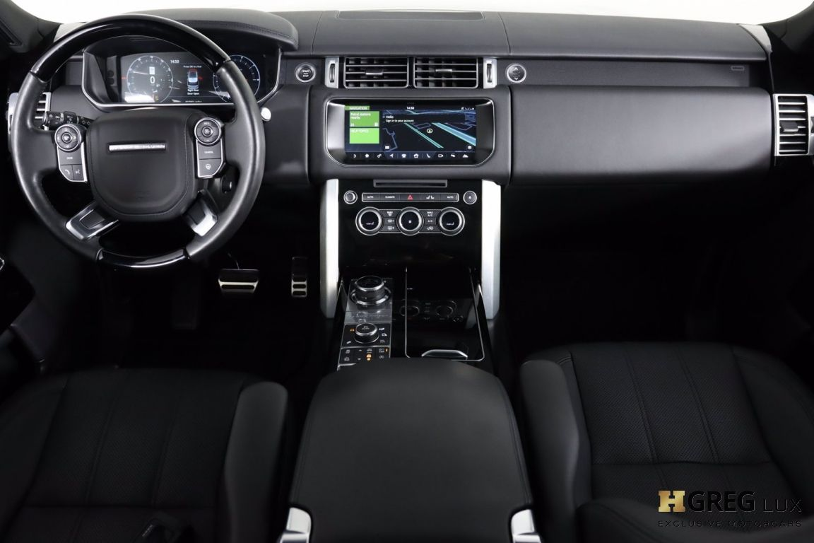 2017 Land Rover Range Rover 5.0L V8 Supercharged #31