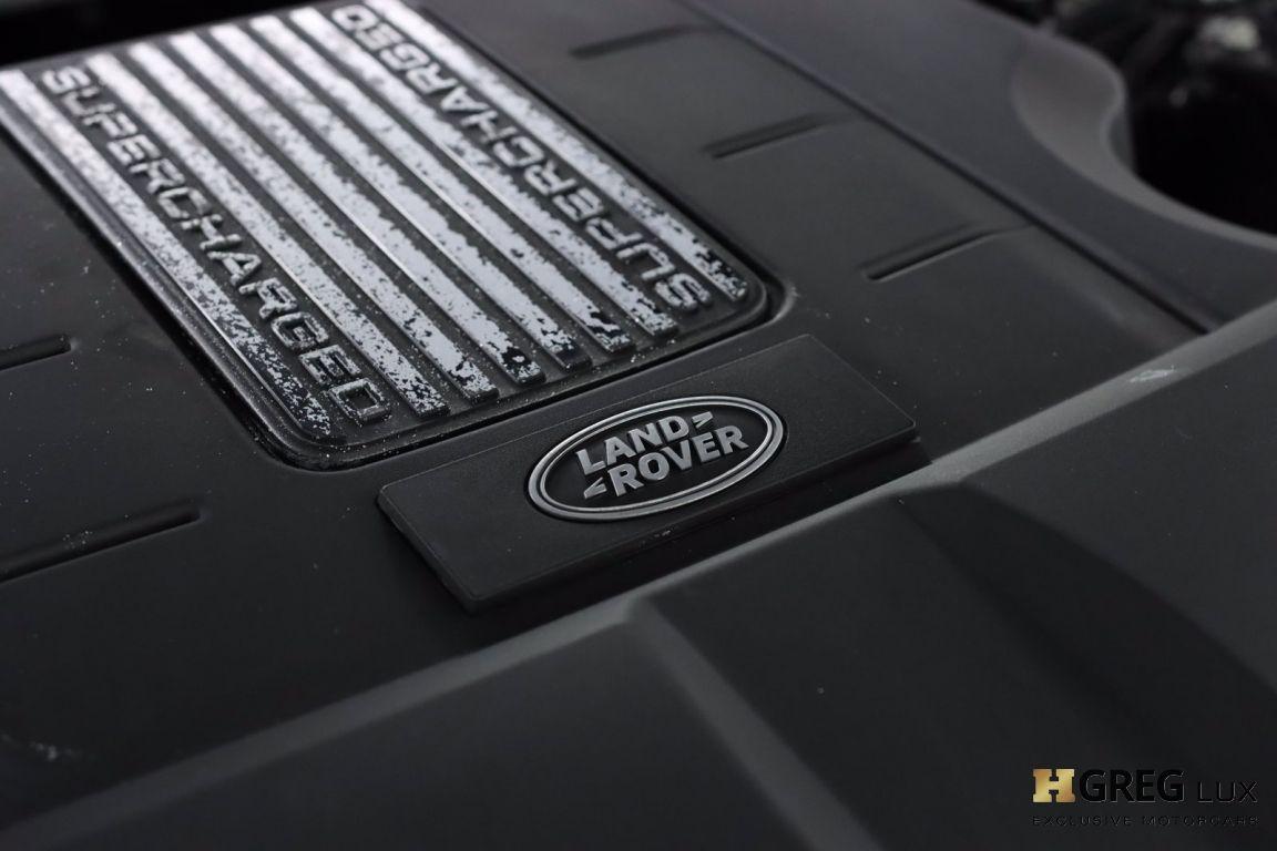 2017 Land Rover Range Rover 5.0L V8 Supercharged #63