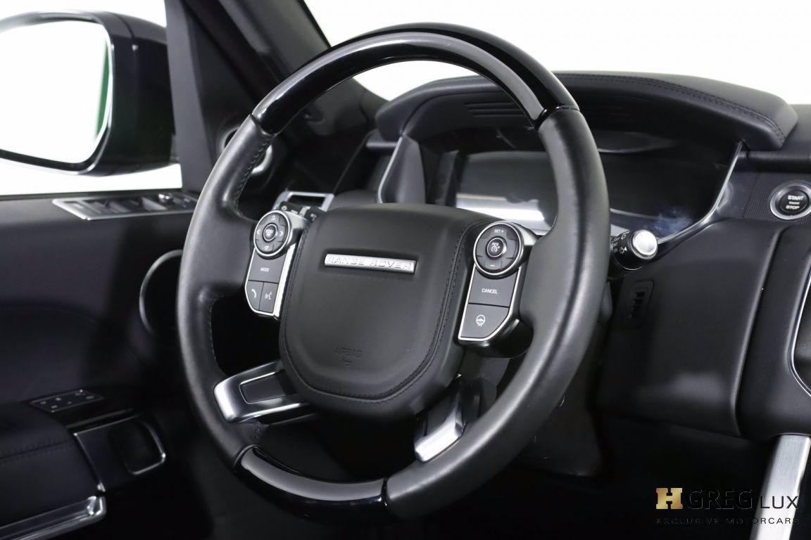 2017 Land Rover Range Rover 5.0L V8 Supercharged #53