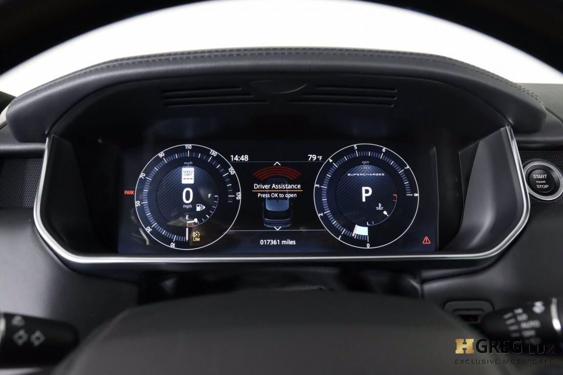 2017 Land Rover Range Rover 5.0L V8 Supercharged #56
