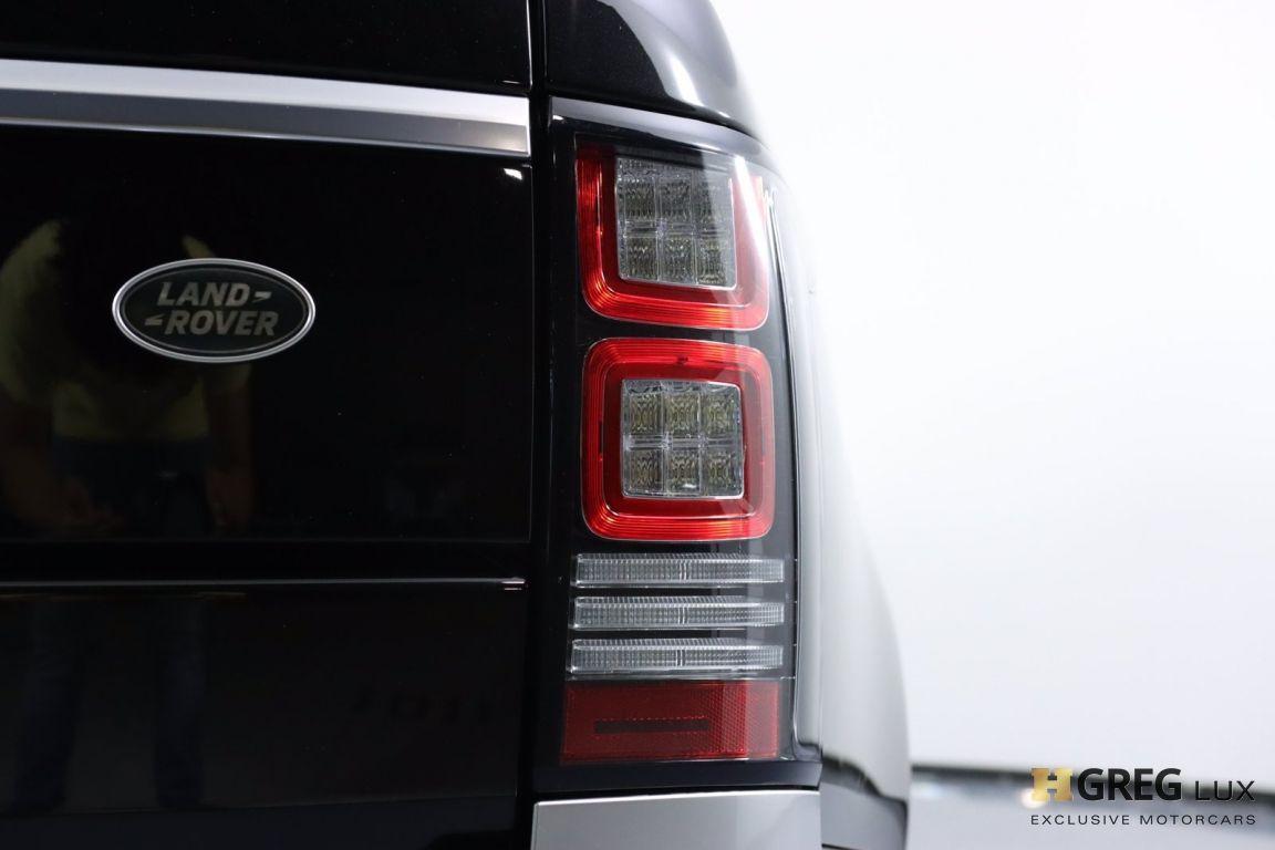 2017 Land Rover Range Rover 5.0L V8 Supercharged #18