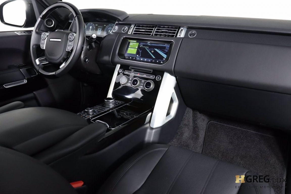2017 Land Rover Range Rover 5.0L V8 Supercharged #60