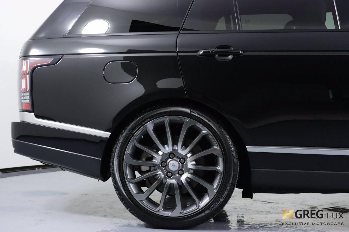 2017 Land Rover Range Rover 5.0L V8 Supercharged #14