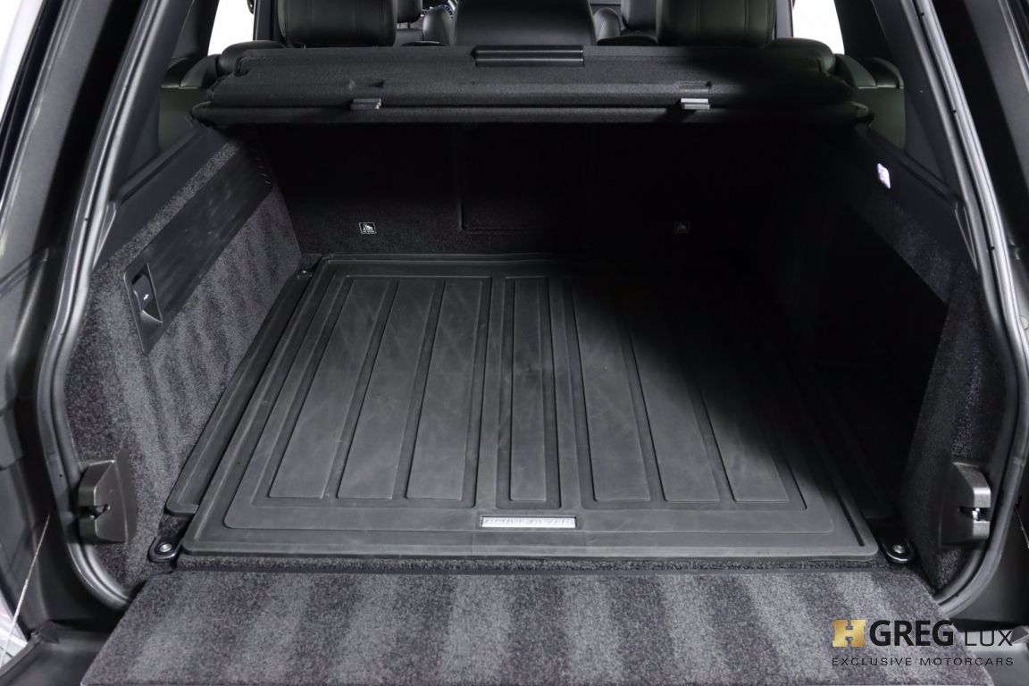 2017 Land Rover Range Rover 5.0L V8 Supercharged #61