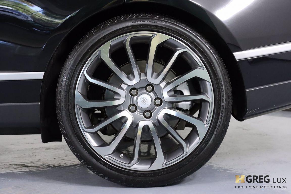 2017 Land Rover Range Rover 5.0L V8 Supercharged #28