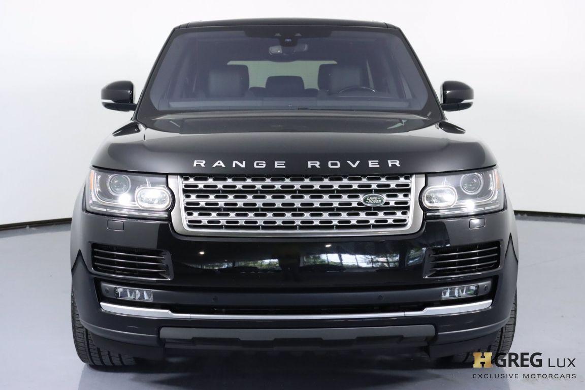 2017 Land Rover Range Rover 5.0L V8 Supercharged #3