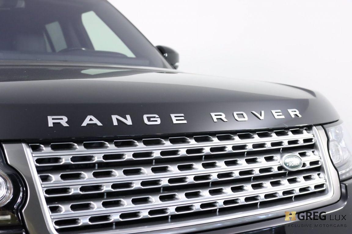 2017 Land Rover Range Rover 5.0L V8 Supercharged #6