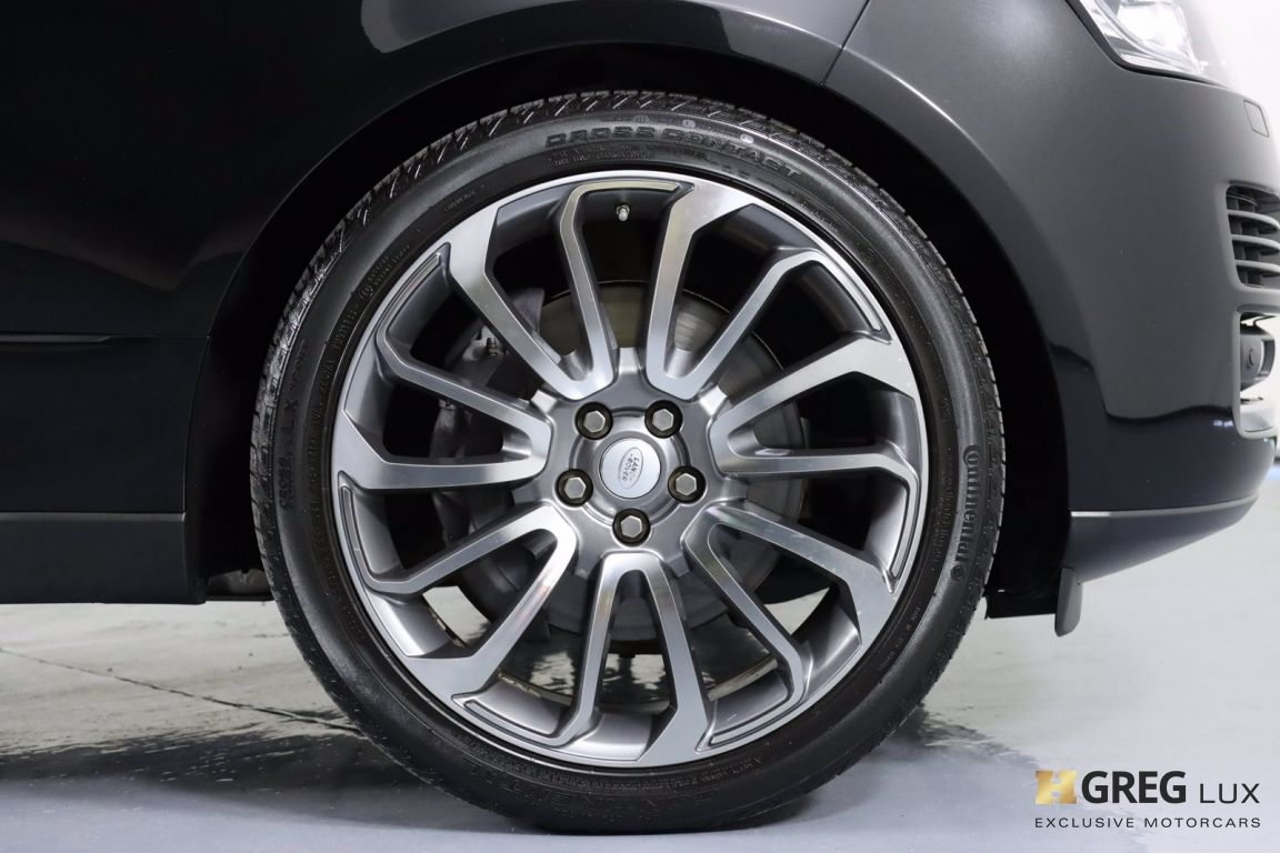 2017 Land Rover Range Rover 5.0L V8 Supercharged #13