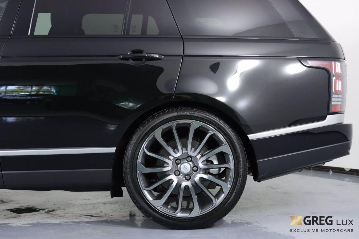 2017 Land Rover Range Rover 5.0L V8 Supercharged #27