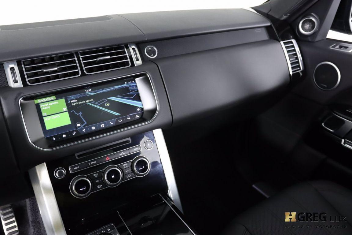 2017 Land Rover Range Rover 5.0L V8 Supercharged #45