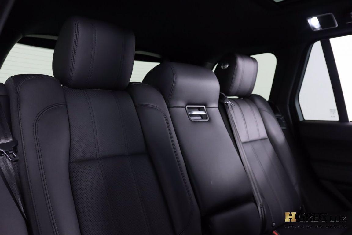2017 Land Rover Range Rover 5.0L V8 Supercharged #37