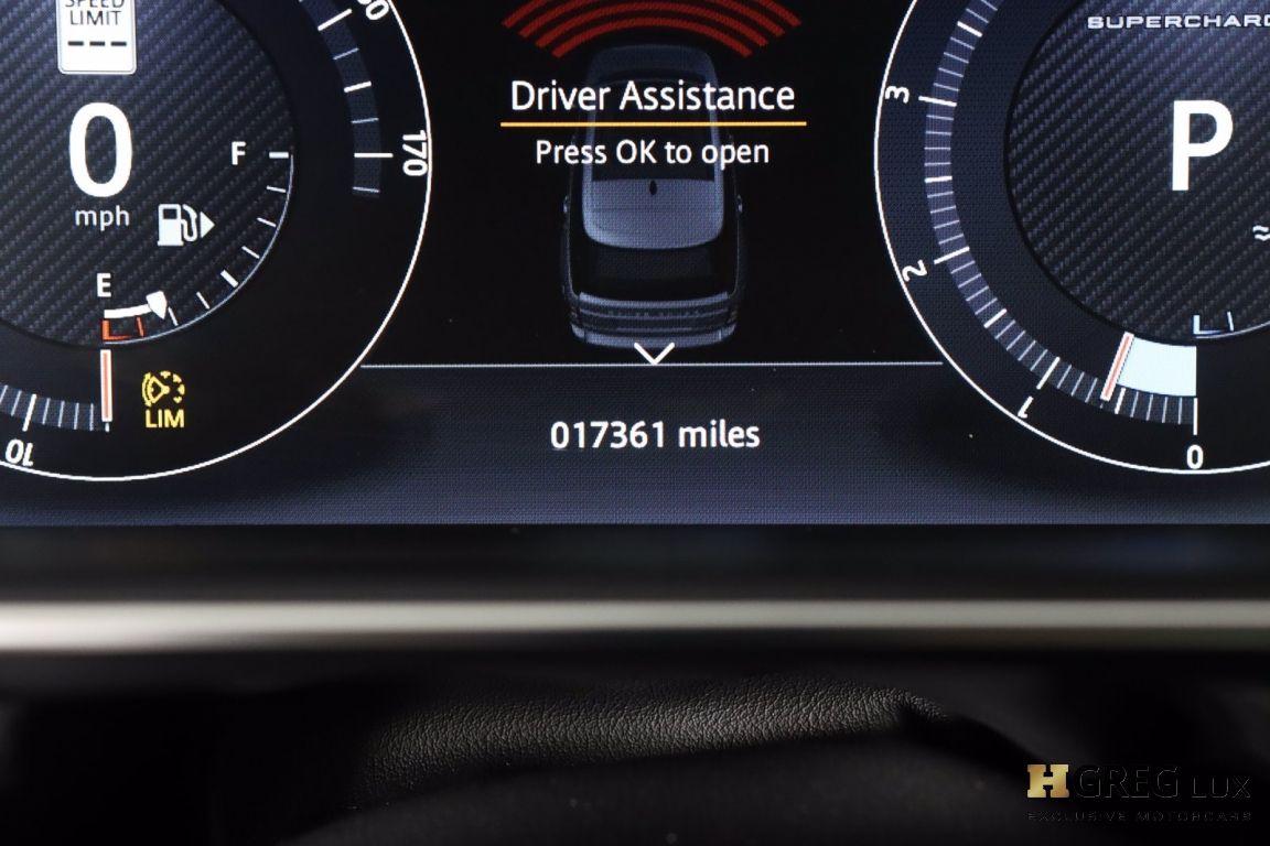 2017 Land Rover Range Rover 5.0L V8 Supercharged #57
