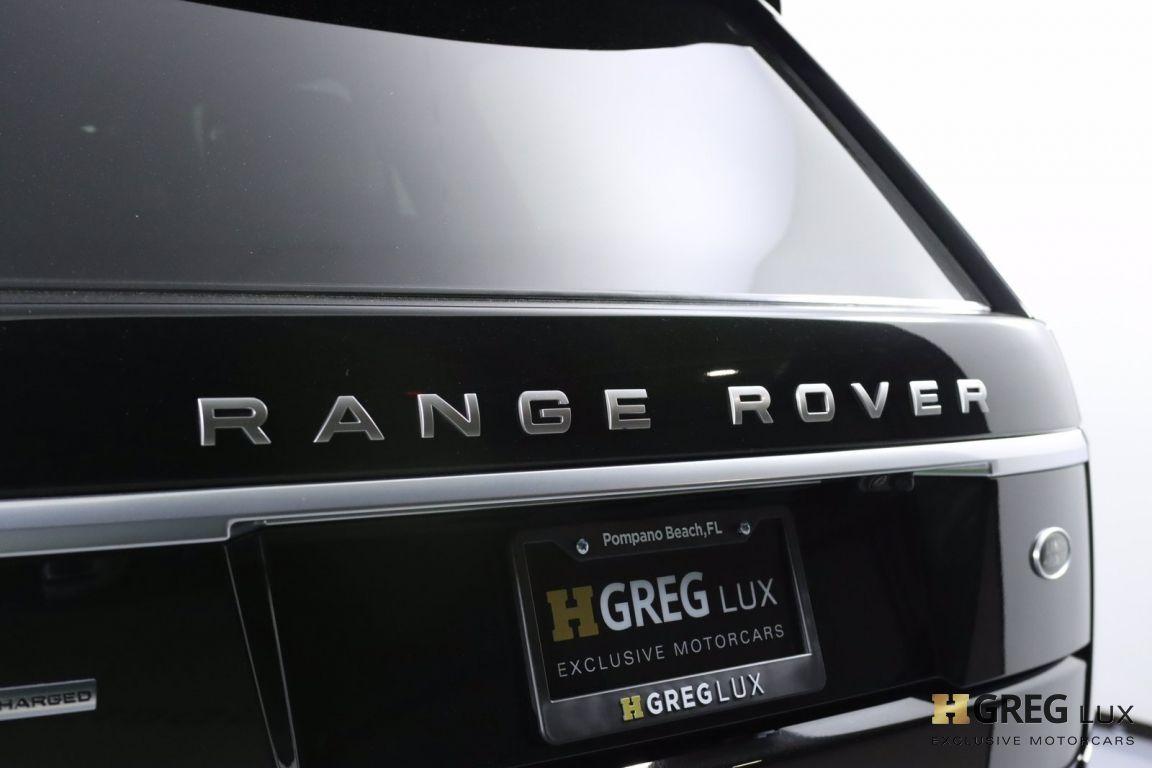 2017 Land Rover Range Rover 5.0L V8 Supercharged #21