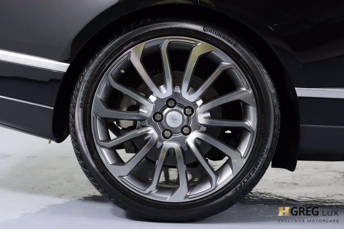 2017 Land Rover Range Rover 5.0L V8 Supercharged #15