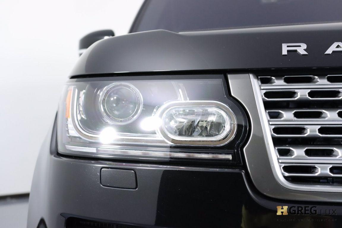 2017 Land Rover Range Rover 5.0L V8 Supercharged #4