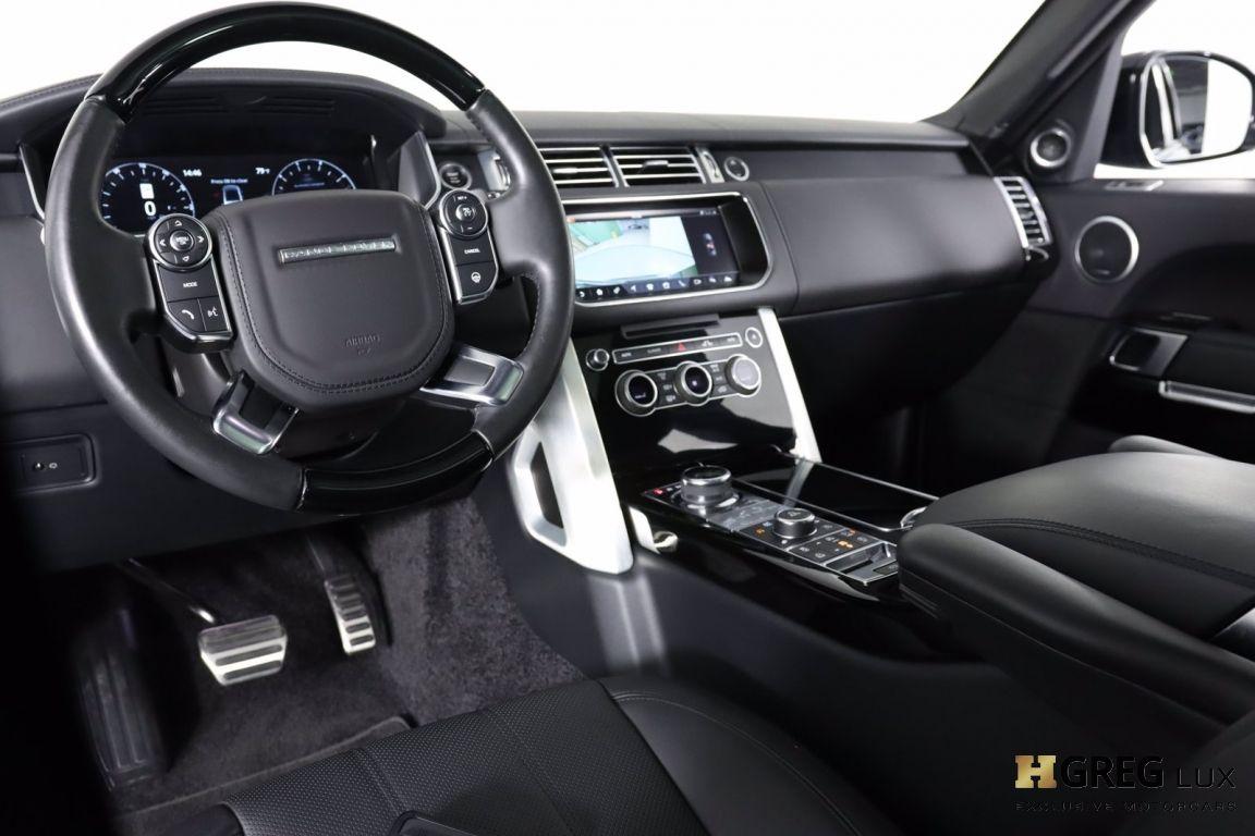 2017 Land Rover Range Rover 5.0L V8 Supercharged #1