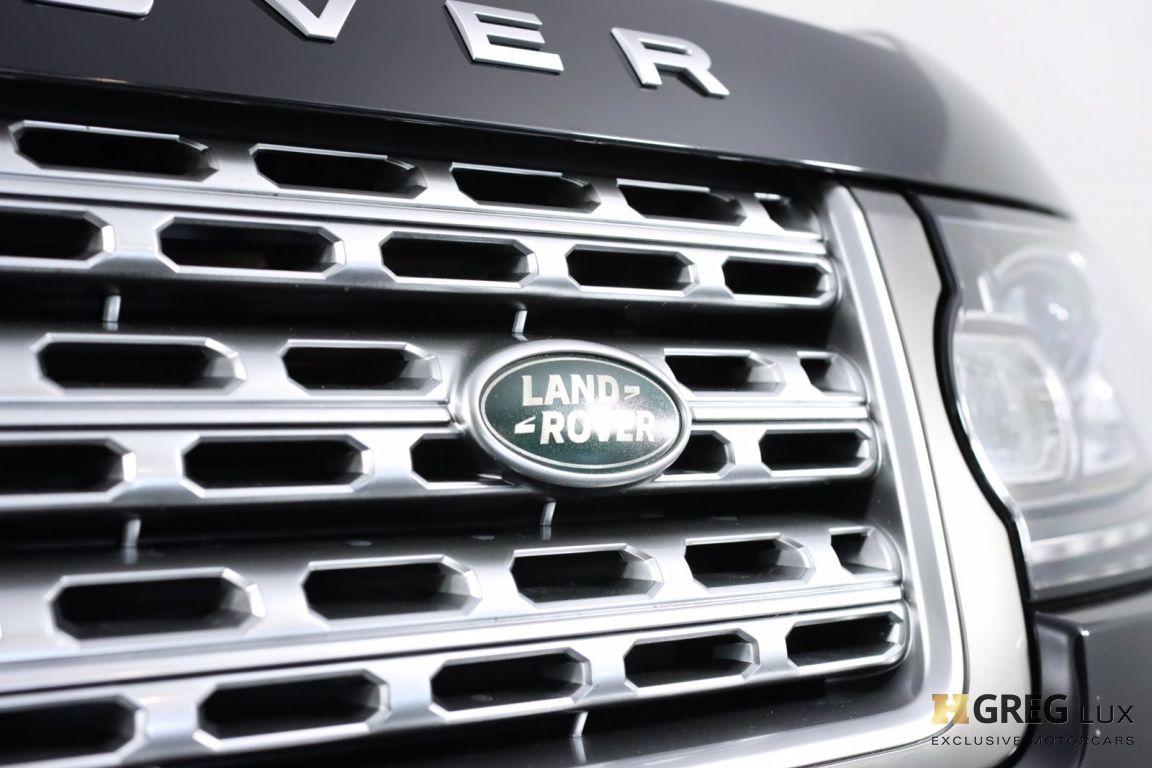 2017 Land Rover Range Rover 5.0L V8 Supercharged #7