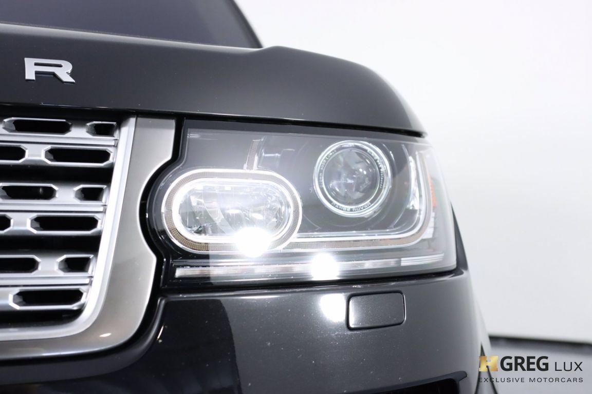 2017 Land Rover Range Rover 5.0L V8 Supercharged #5