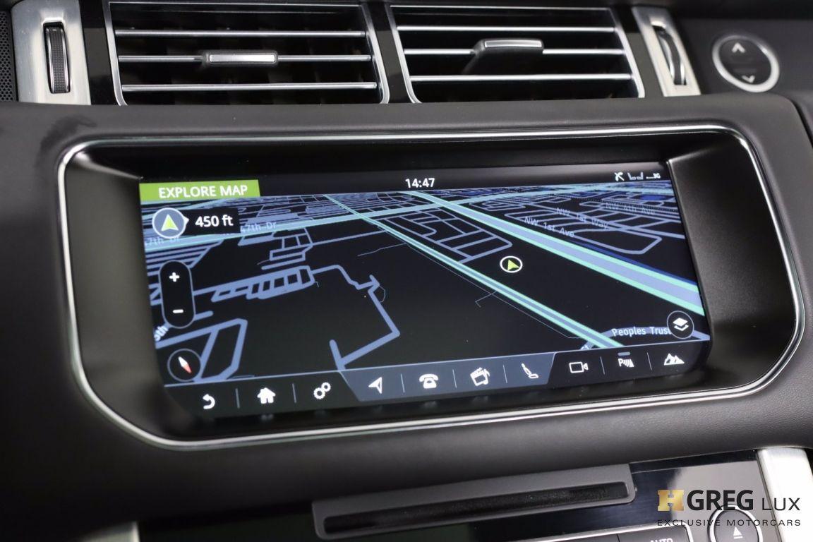 2017 Land Rover Range Rover 5.0L V8 Supercharged #46
