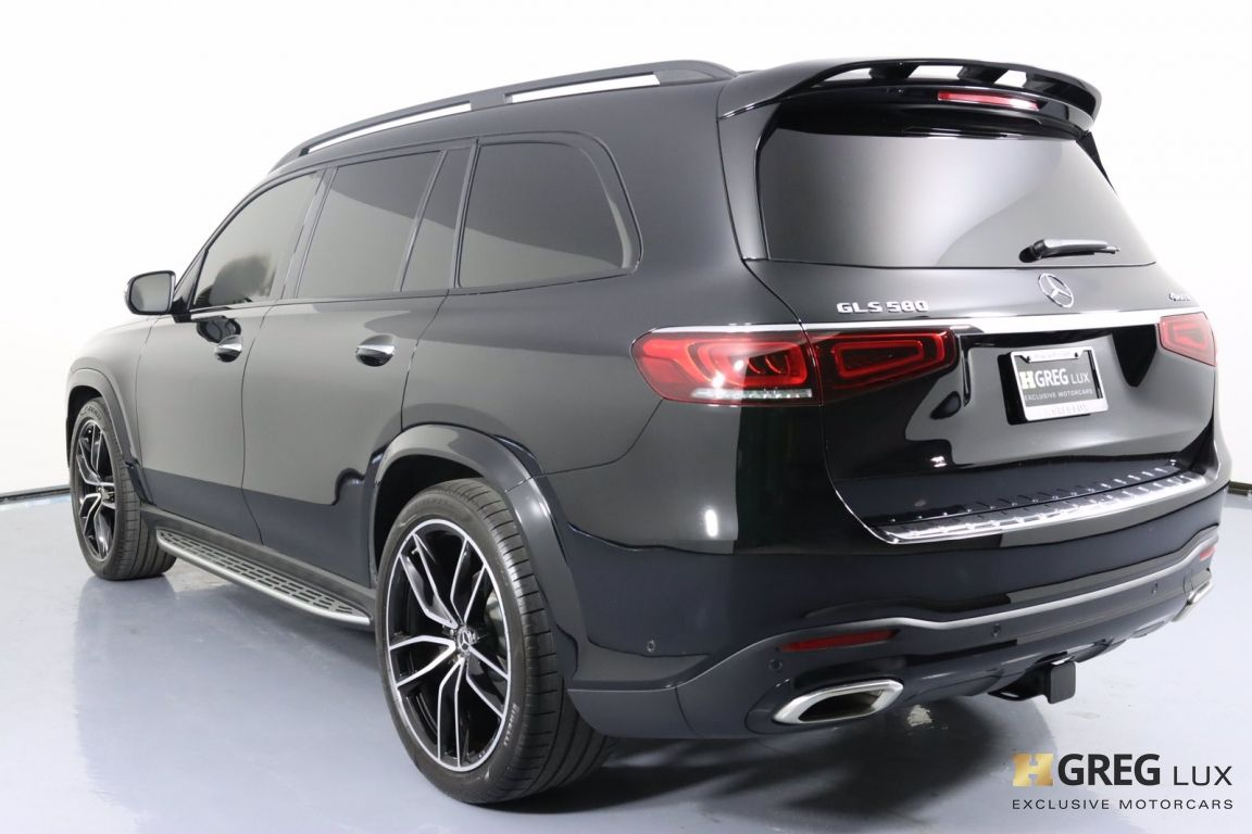 2020 Mercedes Benz GLS GLS 580 #18