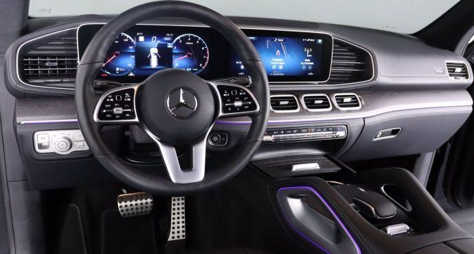 2020 Mercedes Benz GLS GLS 580 #1