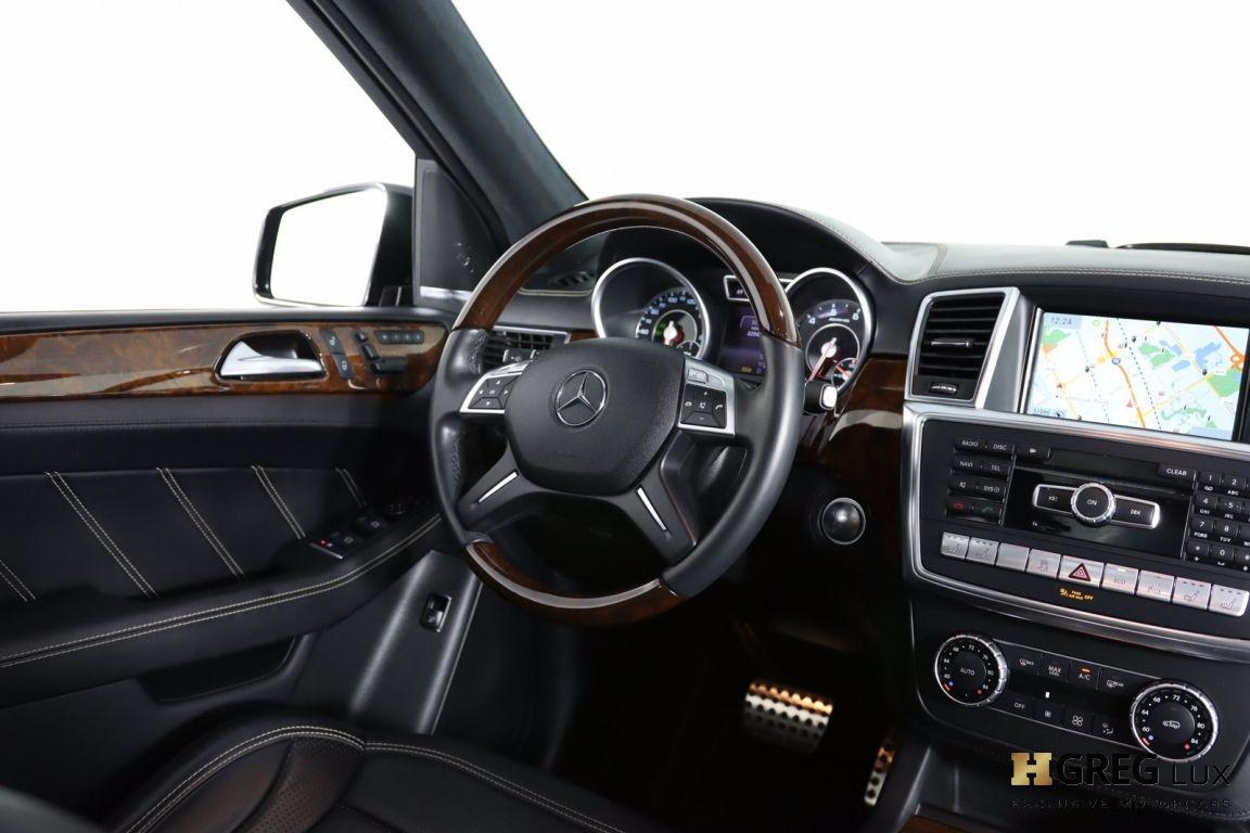 2014 Mercedes Benz M Class ML 63 AMG #54
