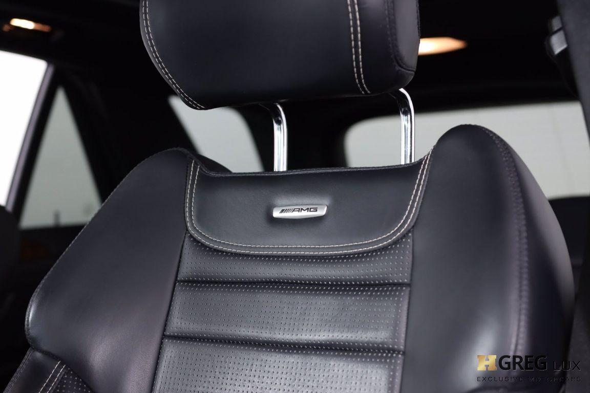 2014 Mercedes Benz M Class ML 63 AMG #35