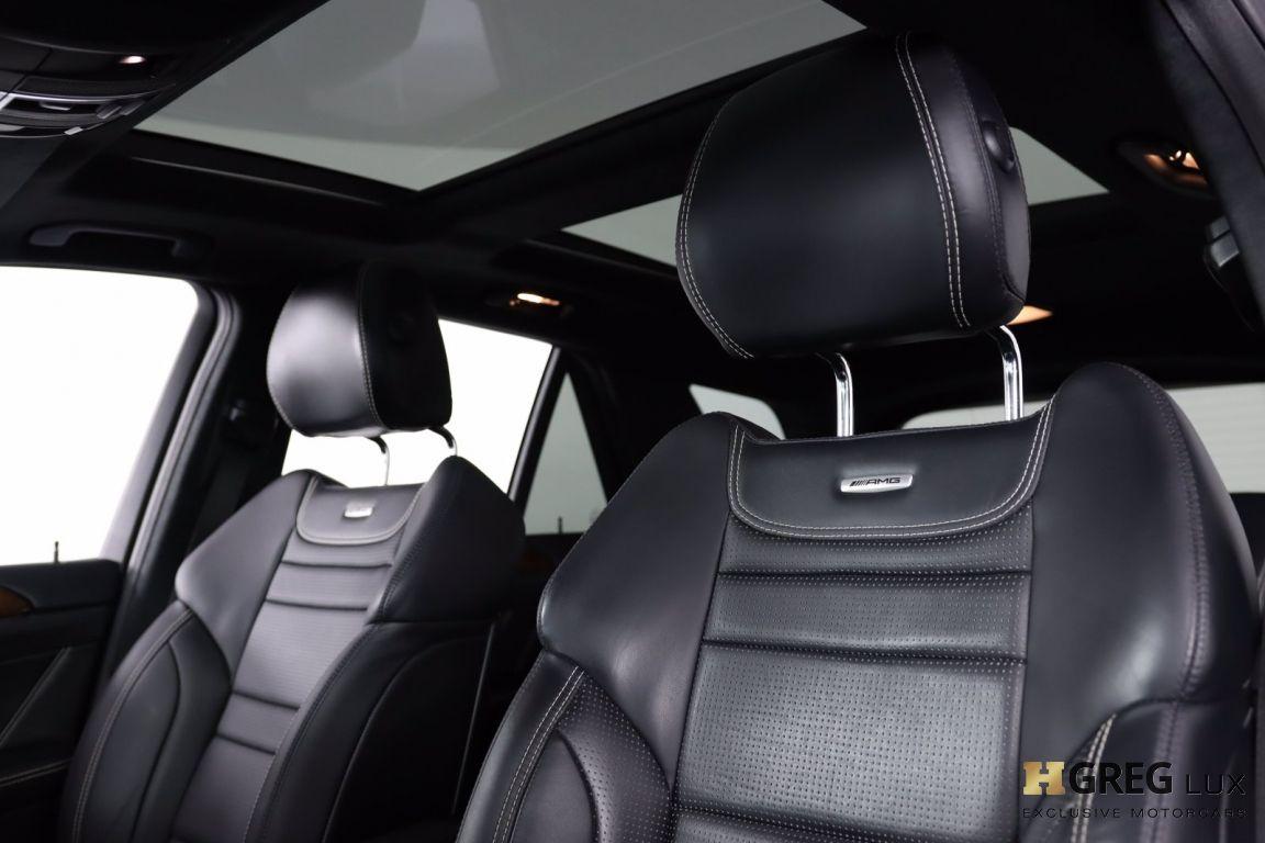 2014 Mercedes Benz M Class ML 63 AMG #2