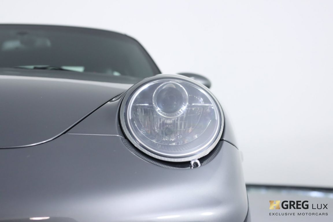 2007 Porsche 911 Turbo #5