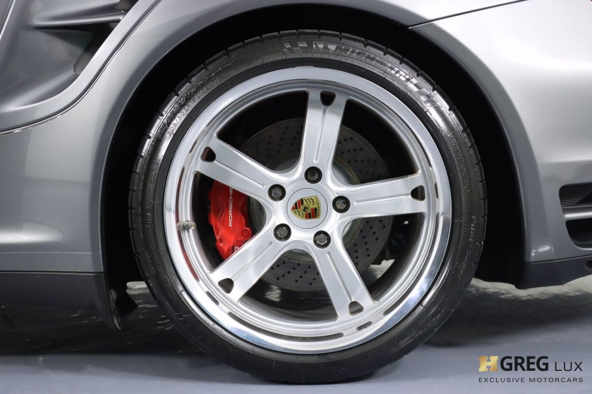 2007 Porsche 911 Turbo #30