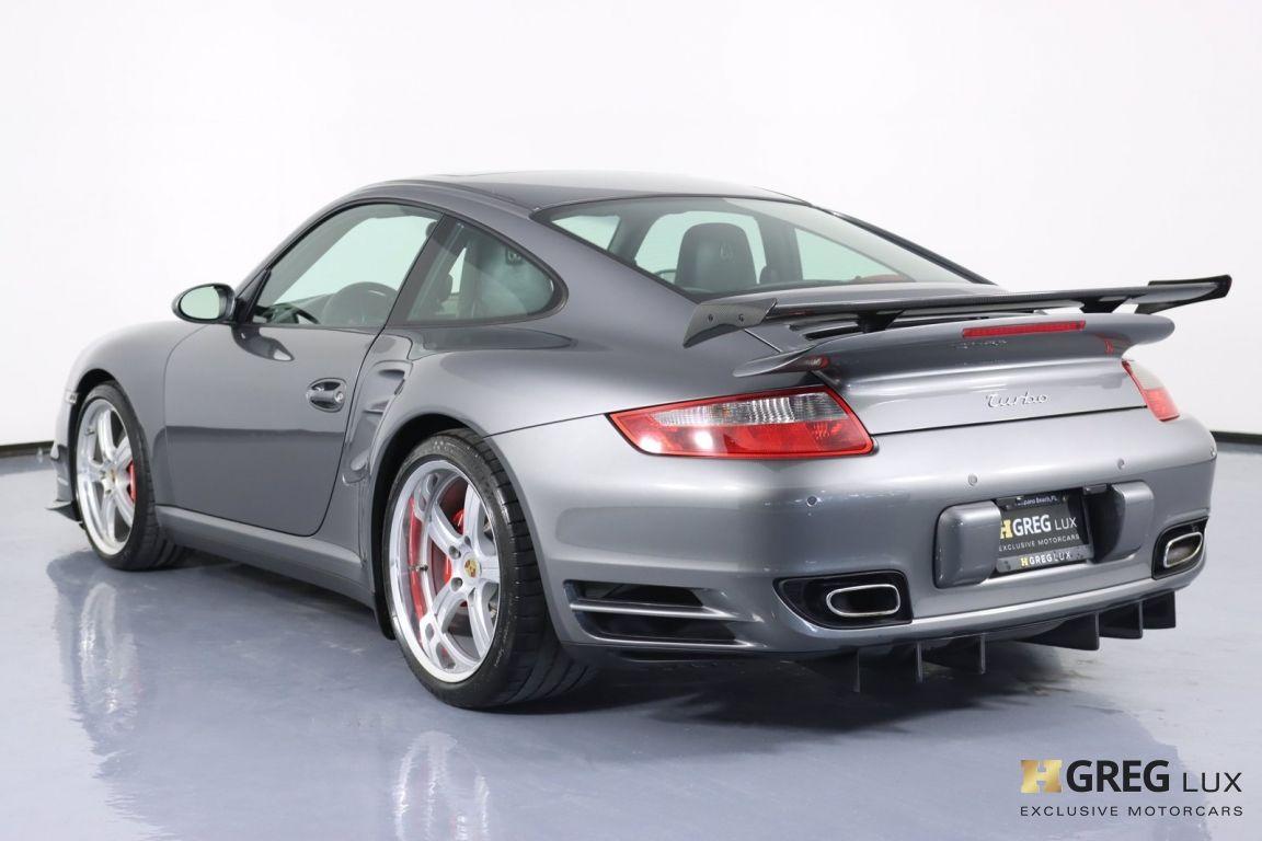 2007 Porsche 911 Turbo #24