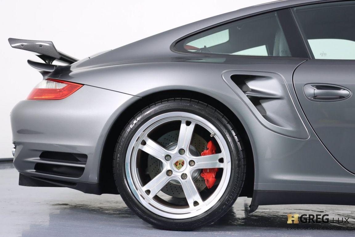 2007 Porsche 911 Turbo #14