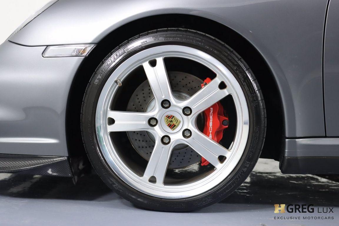 2007 Porsche 911 Turbo #27