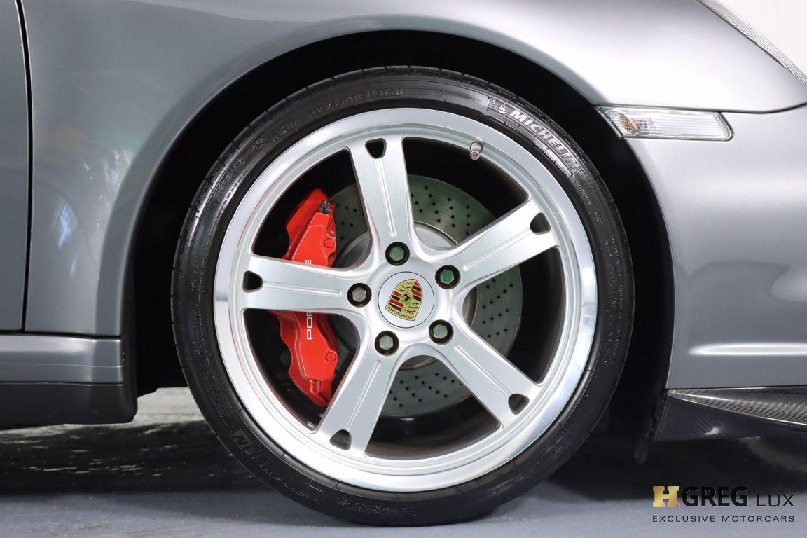 2007 Porsche 911 Turbo #12