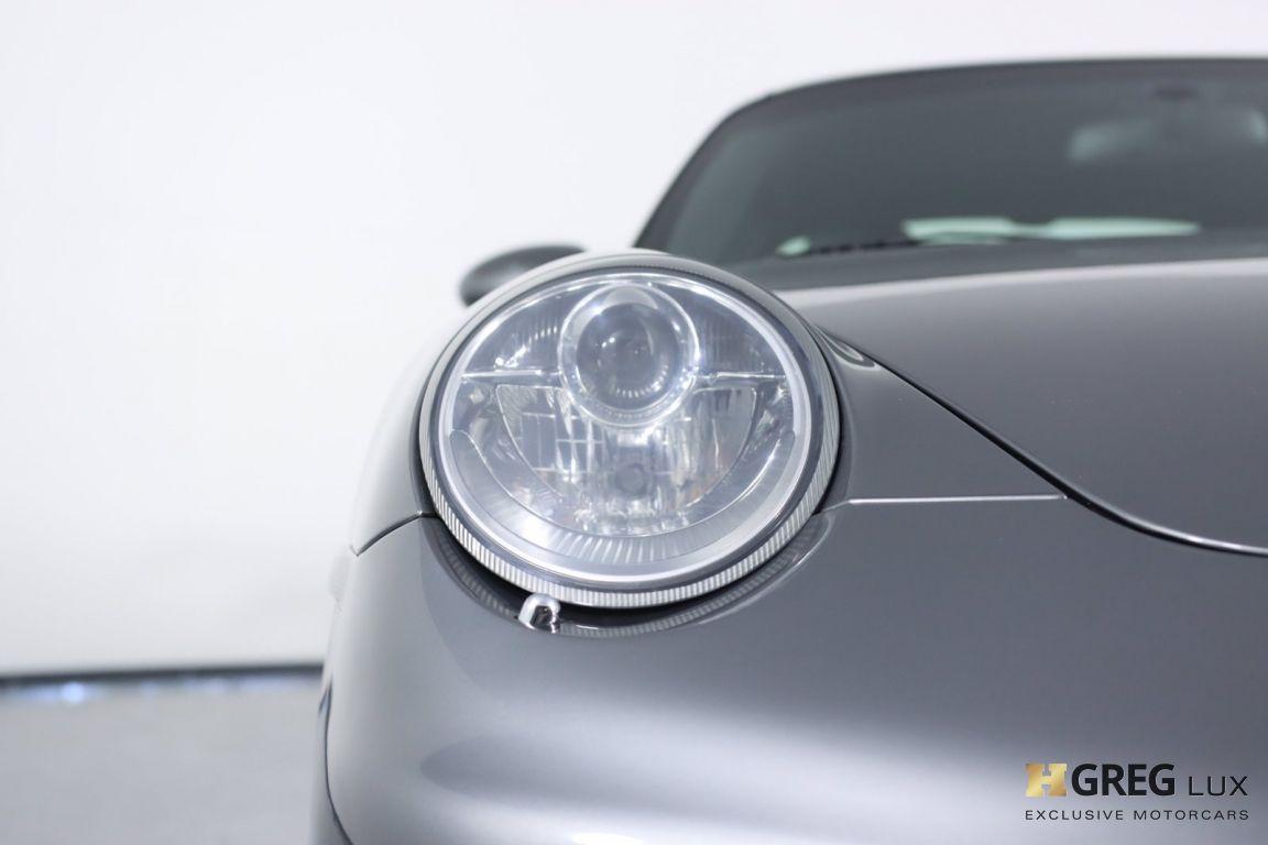 2007 Porsche 911 Turbo #4