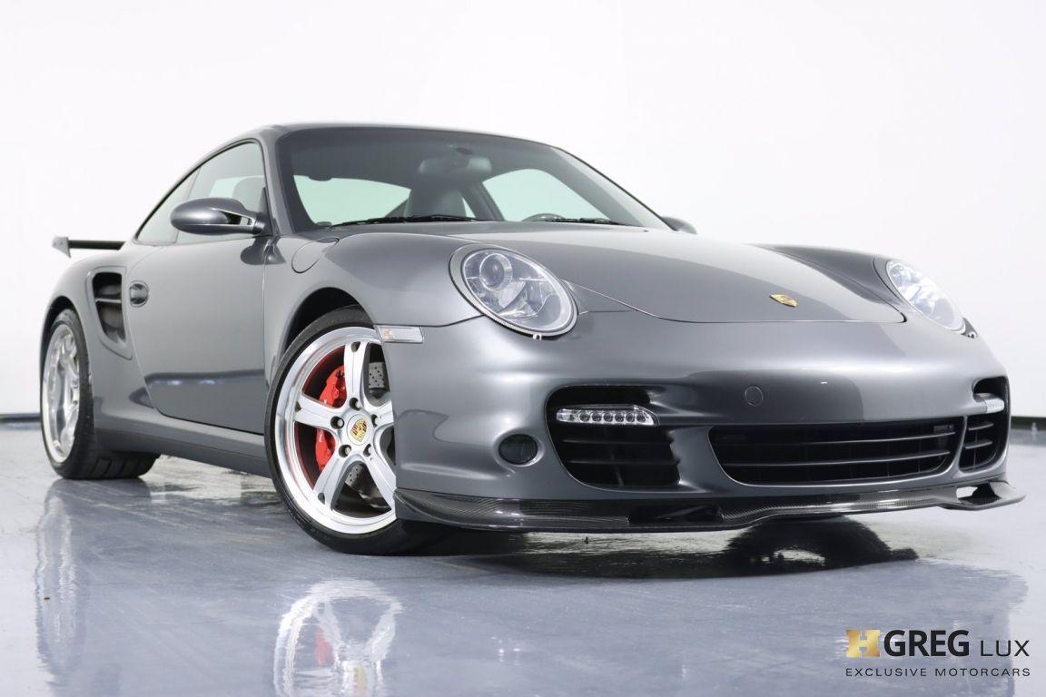 2007 Porsche 911 Turbo #33