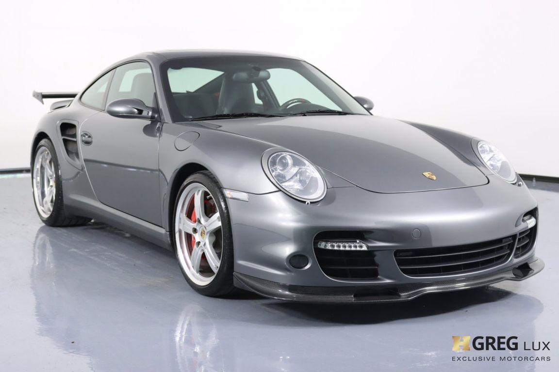 2007 Porsche 911 Turbo #9