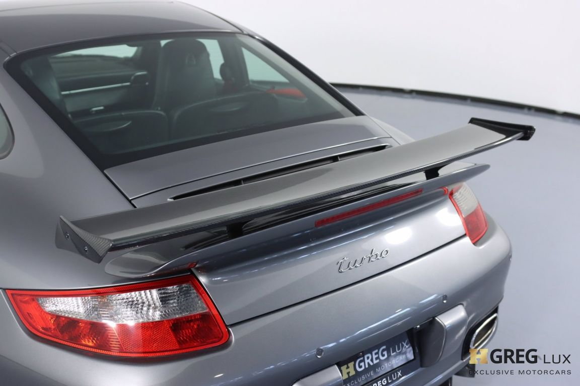 2007 Porsche 911 Turbo #22