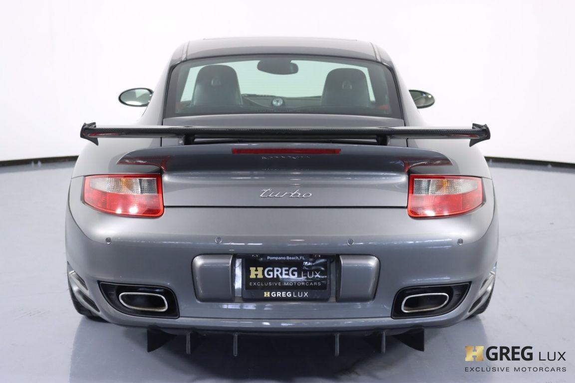 2007 Porsche 911 Turbo #18