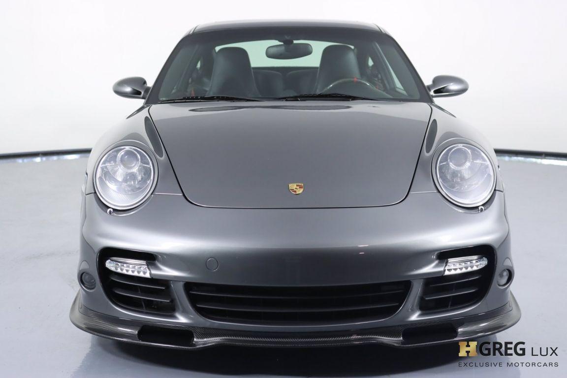 2007 Porsche 911 Turbo #3