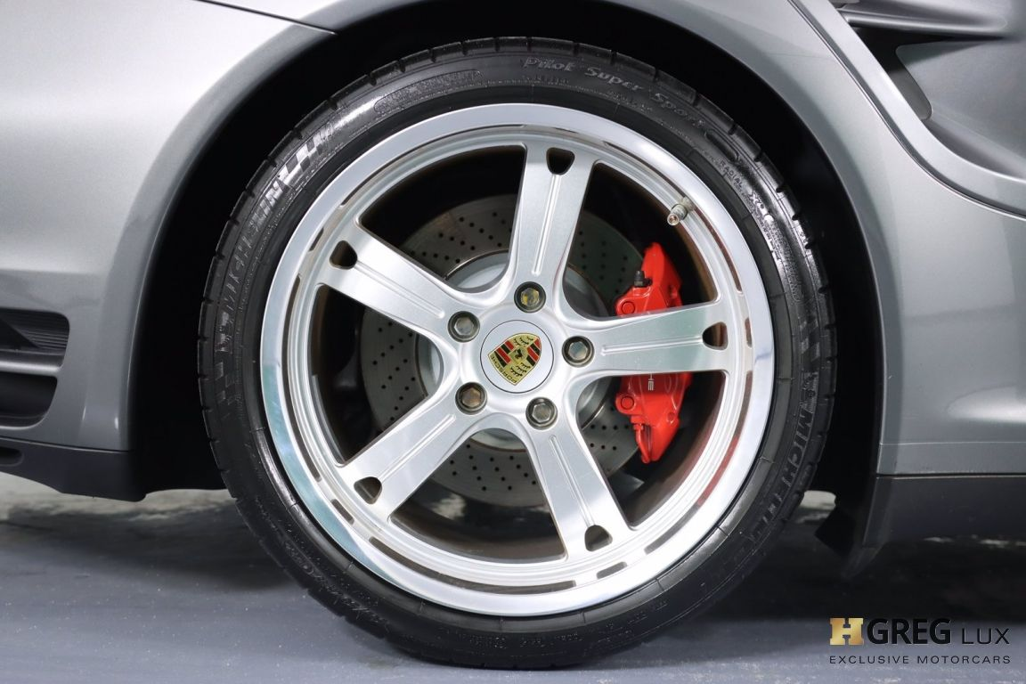 2007 Porsche 911 Turbo #15