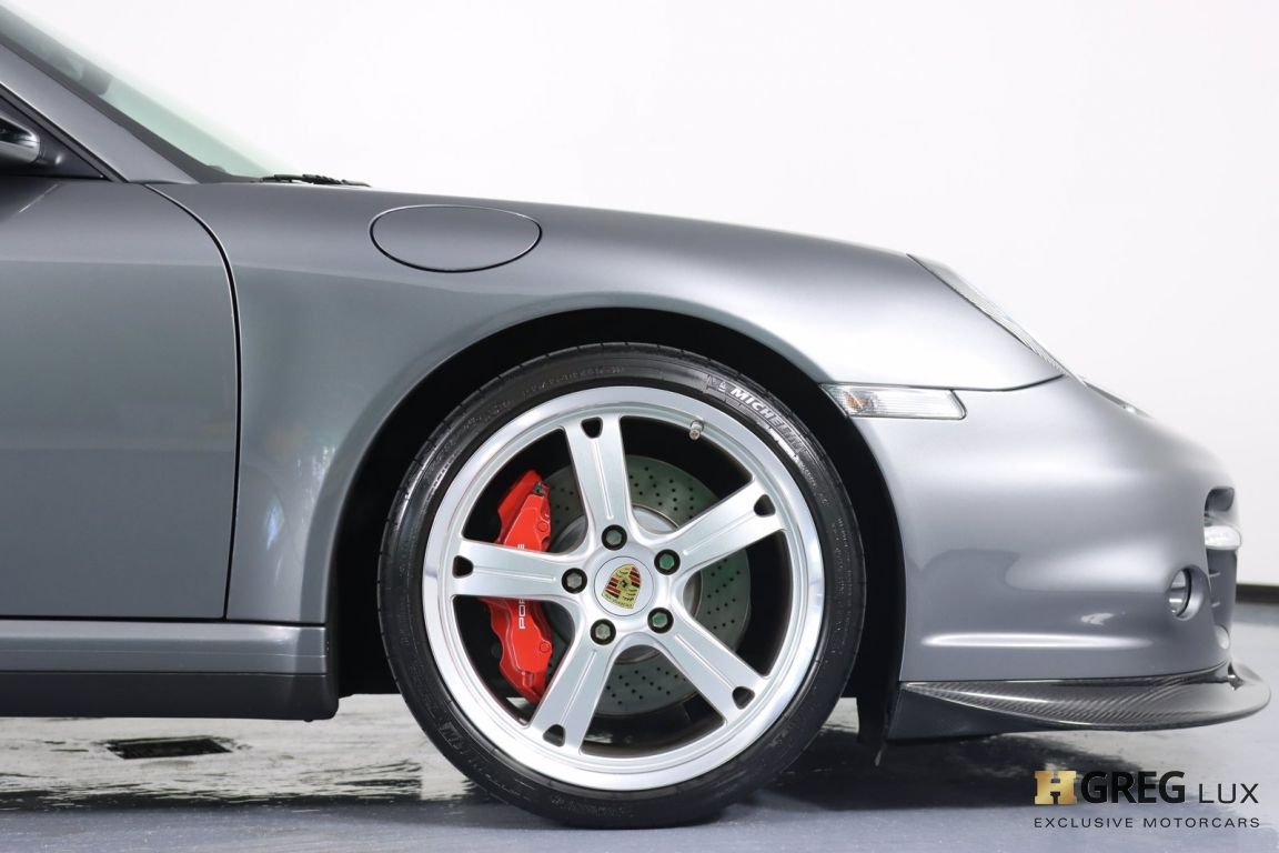 2007 Porsche 911 Turbo #11