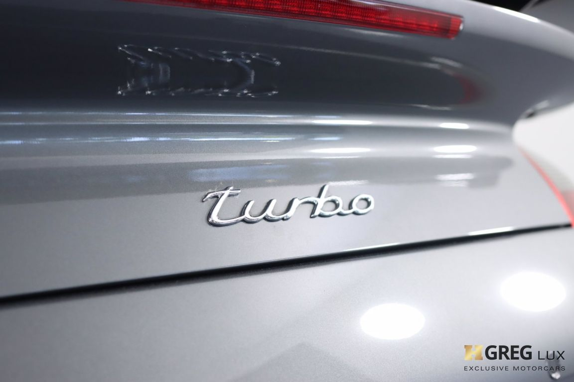 2007 Porsche 911 Turbo #21