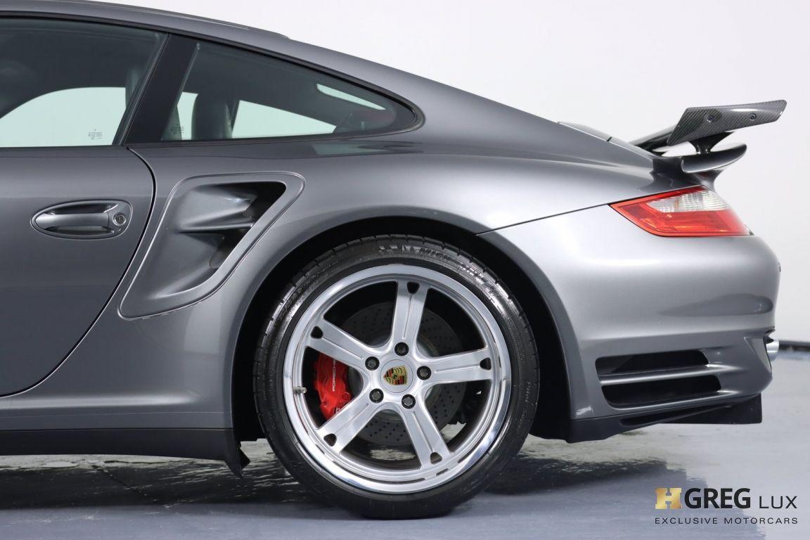 2007 Porsche 911 Turbo #29
