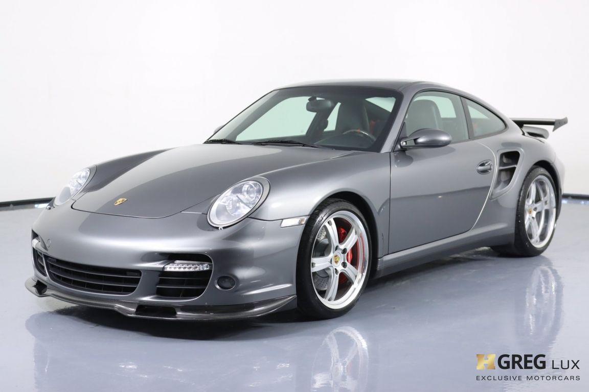 2007 Porsche 911 Turbo #32