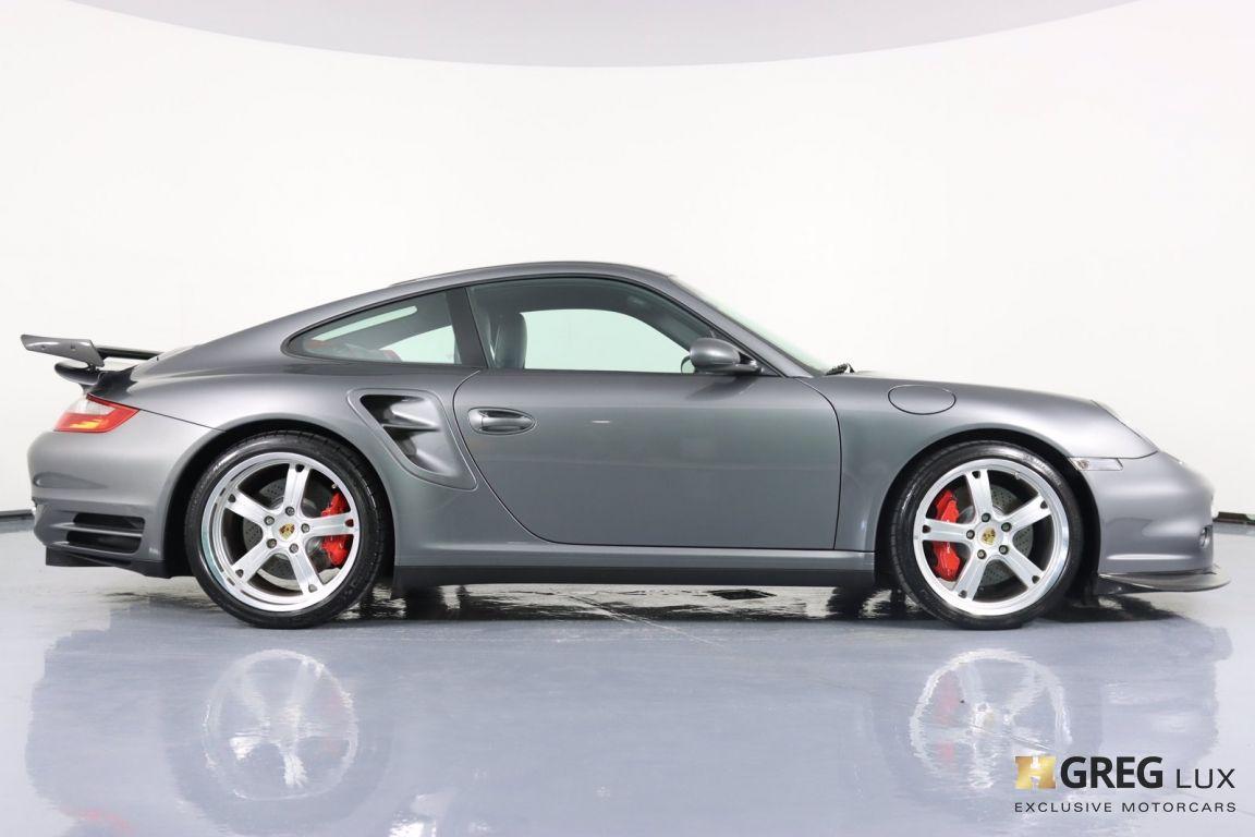 2007 Porsche 911 Turbo #10