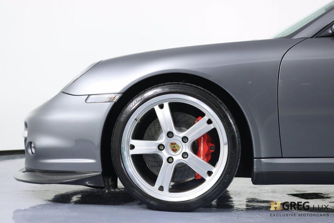2007 Porsche 911 Turbo #26
