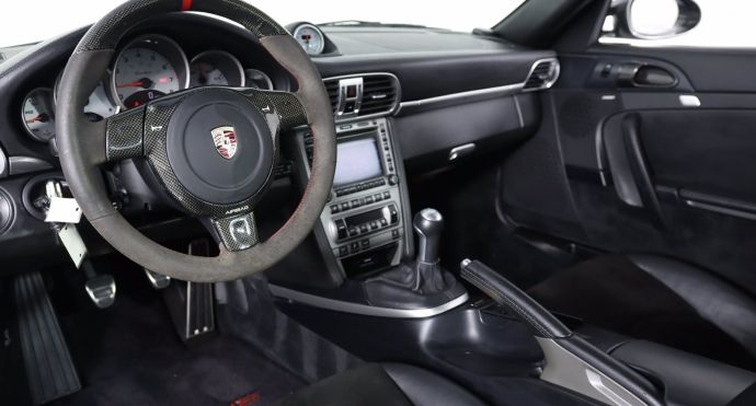 2007 Porsche 911 Turbo #1