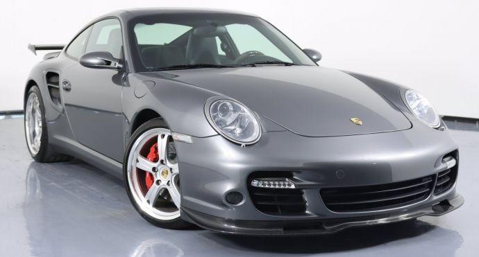 2007 Porsche 911 Turbo #0